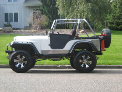 2010 Jeep CJ 5 photo - 3