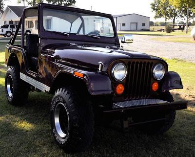 2010 Jeep CJ 5 photo - 2