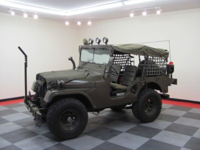 jeep cj 1954 jeep m38a1 military jeep fully restored rare for sale. Cars Review. Best American Auto & Cars Review
