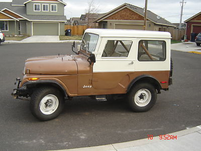 jeep cj cj5 1979 jeep cj5 with factory hardtop for sale 00 1970 Jeep CJ5