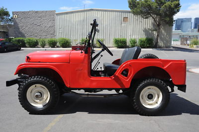 jeep cj willys cj5 1960 willys jeep cj5 frameoff resto 36k orig miles nice for sale. Black Bedroom Furniture Sets. Home Design Ideas