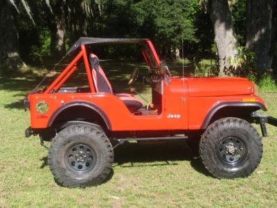 jeep cj 5 cj5 1978 v8 complete frame off restoration great look for sale. Black Bedroom Furniture Sets. Home Design Ideas