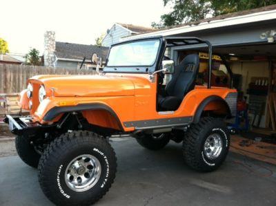 jeep cj 5 72 jeep cj5 frame off restore efi 350 th 400 for sale. Black Bedroom Furniture Sets. Home Design Ideas