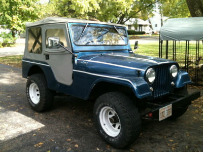 willys cj5 willys cj5 1961 4 cyl huricane engine 3 speed manual trans 4 wheel drive for sale. Black Bedroom Furniture Sets. Home Design Ideas