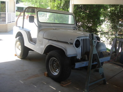 jeep cj 5 1964 jeep cj5 project not running for sale. Black Bedroom Furniture Sets. Home Design Ideas