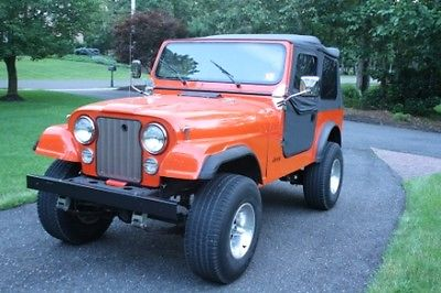 jeep cj cj 1979 cj7 chevy 350 crate engine new soft top clean solid 4 spd for sale. Black Bedroom Furniture Sets. Home Design Ideas