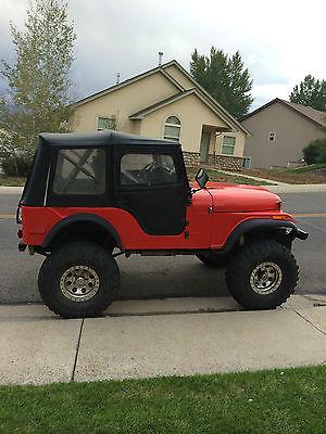 Jeep  Cj 2 Door Nice Restored 1975 Jeep Cj5 4×4 With Upgrades For Sale $0.00 & Jeep : Cj 2 Door Nice Restored 1975 Jeep Cj5 4×4 With Upgrades For ...