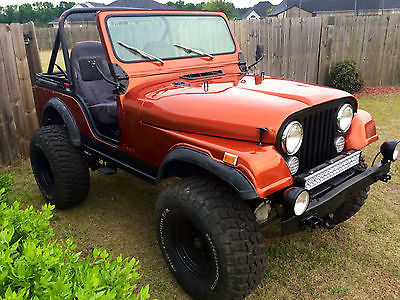 jeep cj renegade 1978 jeep cj 5 cj 5 for sale. Black Bedroom Furniture Sets. Home Design Ideas