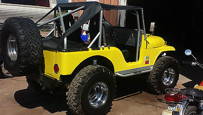 jeep cj 5 1966 cj 5 custom built jeep for sale. Black Bedroom Furniture Sets. Home Design Ideas
