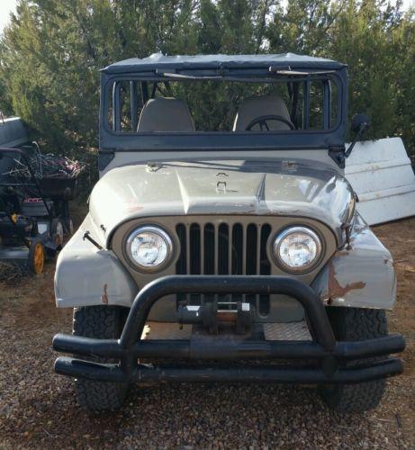 Old Postal Jeeps For Sale: CJ5 Jeeps For Sale