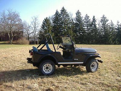 Jeep cj none restored jeep 1981 cj 5 renegade for sale 12500 00