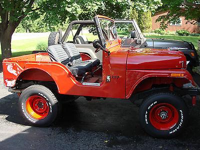Jeep Cj Cj 5 Cj5 1971 Jeep Cj 5 Hotrod Ratrod 302 V 8