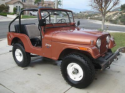 Jeep : Cj Cj-5 1974 Jeep Cj 5 Base Sport Utility 2 Door 5 ...
