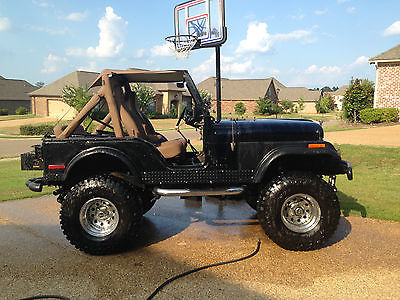 Cj5 jeeps for sale for Cj custom homes
