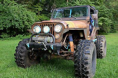 Jeep Cj 1979 Jeep Cj 5 Custom Rock Crawler Mud Bogger For Sale 0 00
