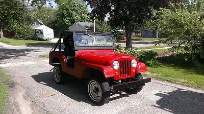 jeep cj 1966 jeep cj 5 for sale. Black Bedroom Furniture Sets. Home Design Ideas
