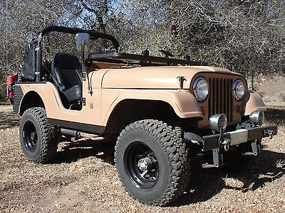 jeep cj 1966 jeep cj 5 v 6 engine southern california. Black Bedroom Furniture Sets. Home Design Ideas