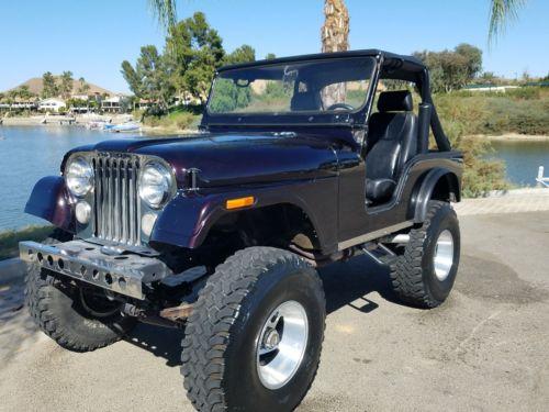 1972 jeep cj 1972 jeep cj5 for sale  8000 00